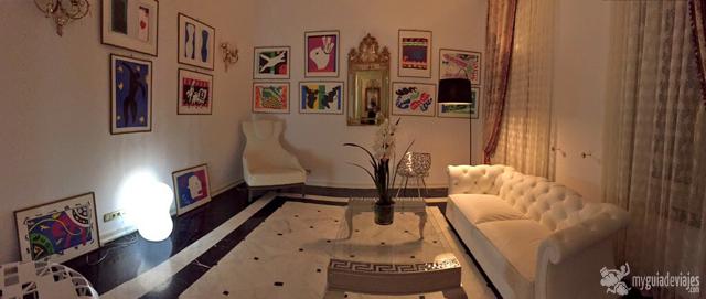 Exposición de Matisse en Palatul Noblesse
