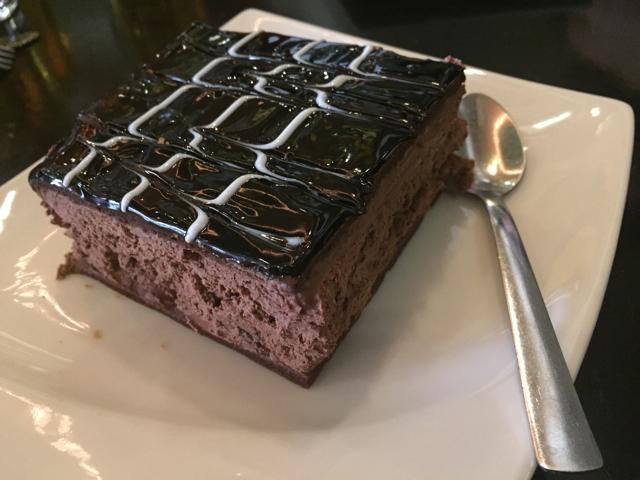 Tarta de chocolate para los muy golosos