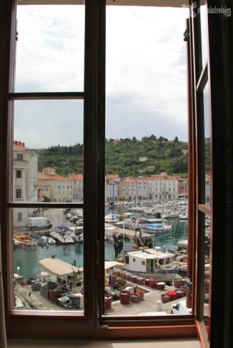 ventana con vistas