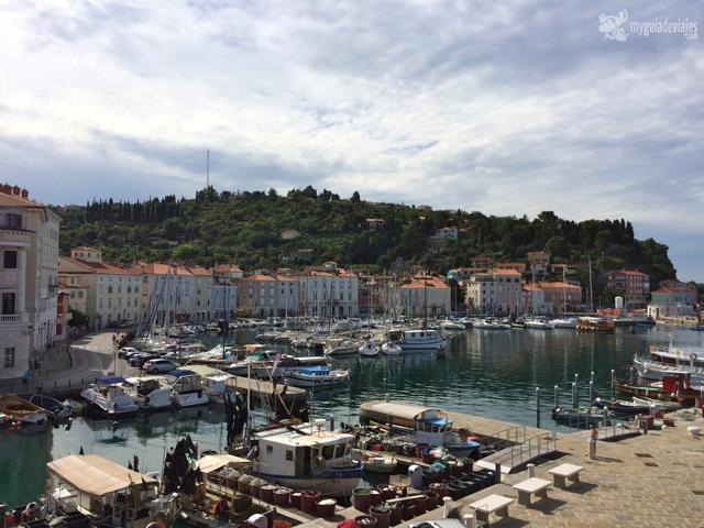 Puerto de Piran