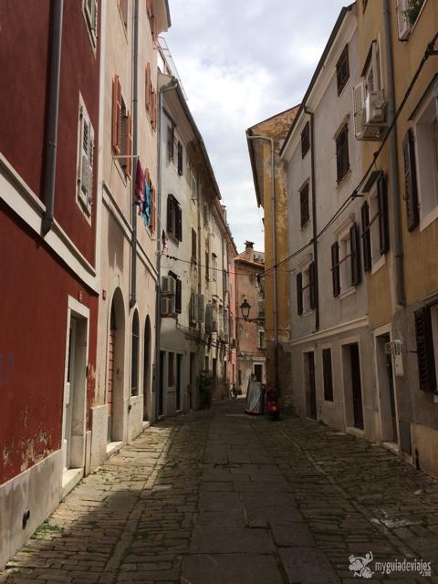 calle de Piran