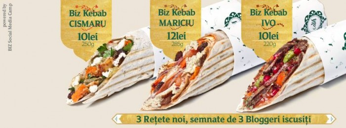 Kebabs en Calif. Foto tomada de su página de facebook.