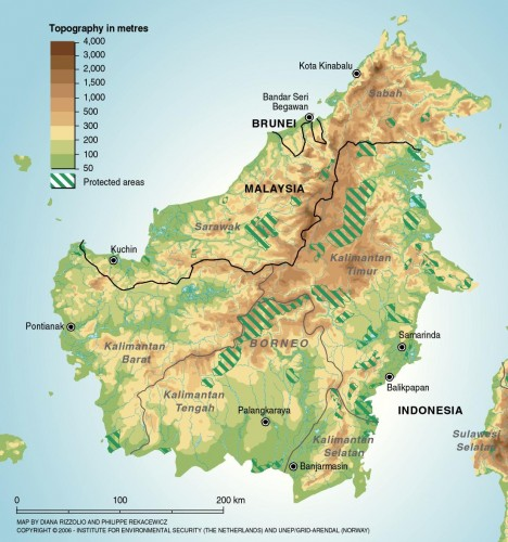 Borneo-Protected-Areas-Map