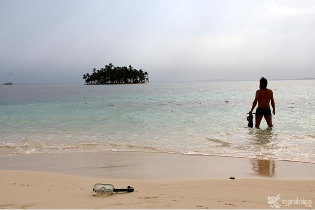 snorkel panamá