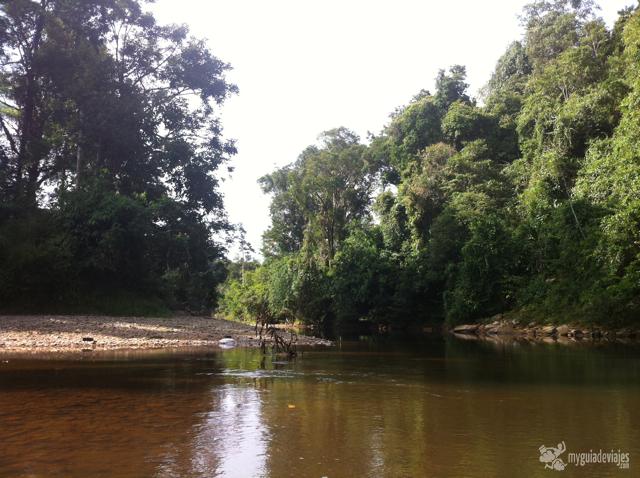 lemanak river
