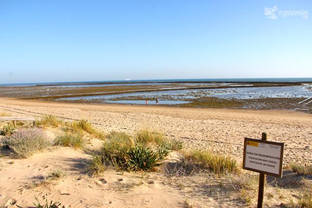 Playa de los Corrales