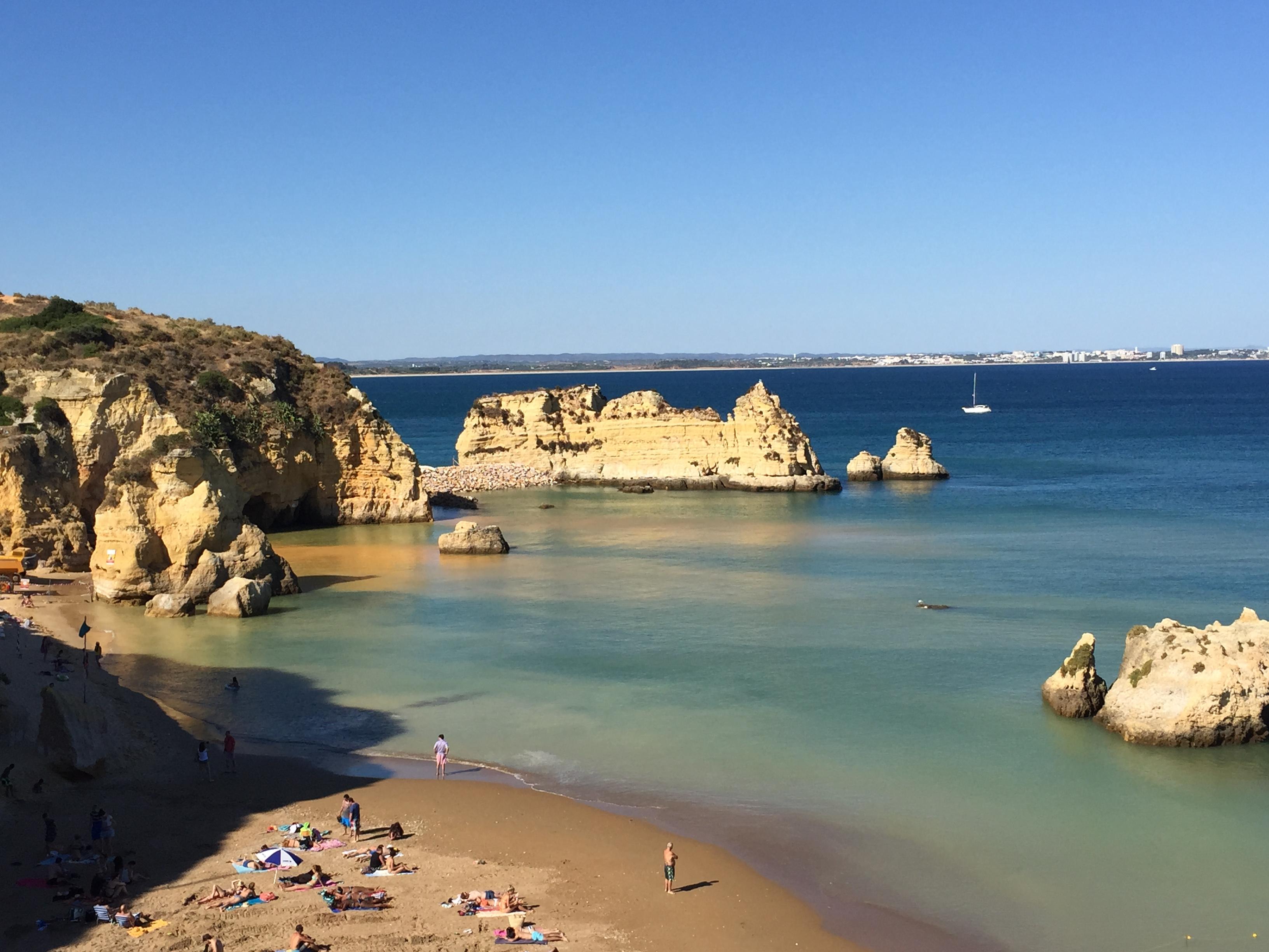 12 consejos para viajar al Algarve en verano