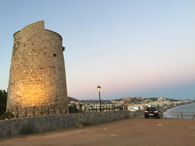 torre almenara rincón