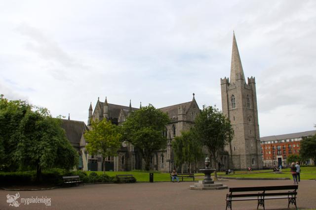 catedral san patricio dublin