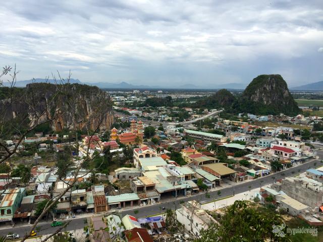 Montañas de Mármol, Danang.