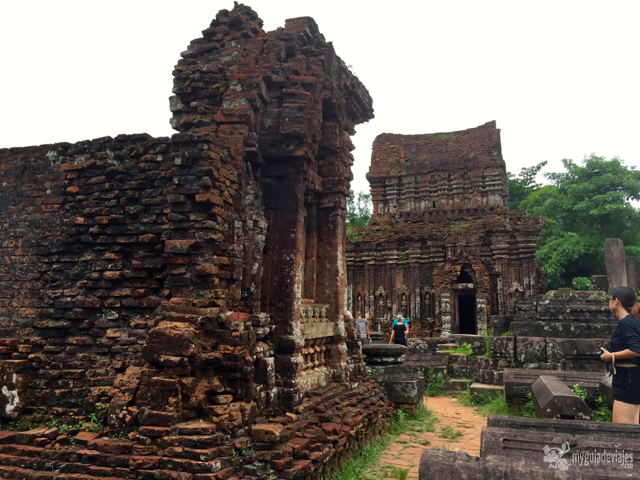 Ruinas de My Son.
