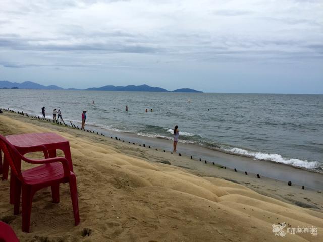 playa hoi an
