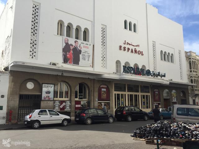 Cine español de Tetuán