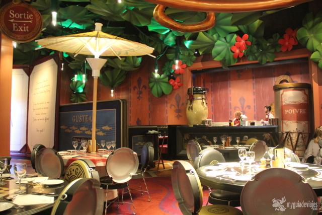 chef remy restaurant