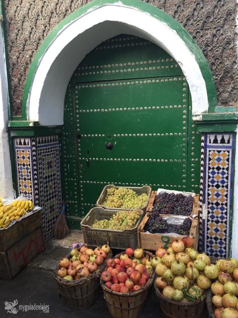 fruta tetuan