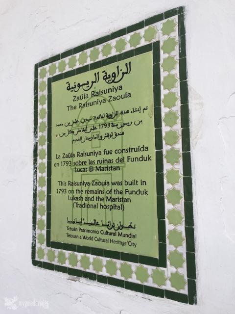 informacion turistica tetuan