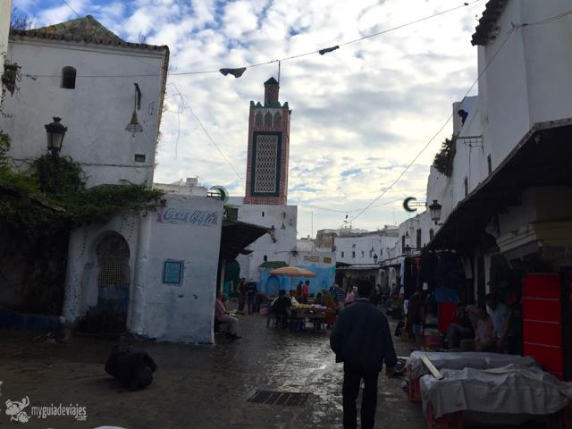 mezquita tetuan