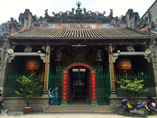 Pagoda de Thien Hau