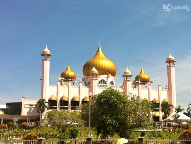 mezquita kuching