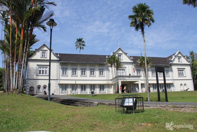 museos kuching