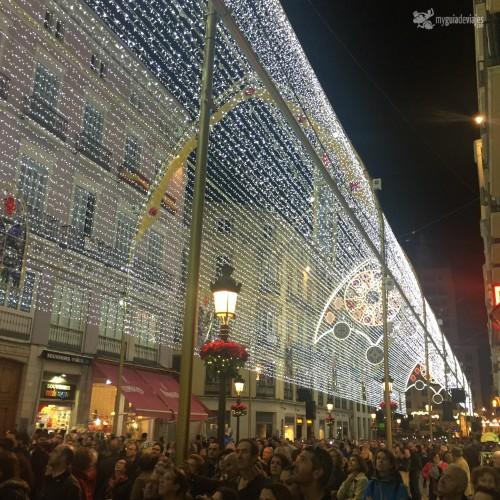 Calle Larios navidad 2017