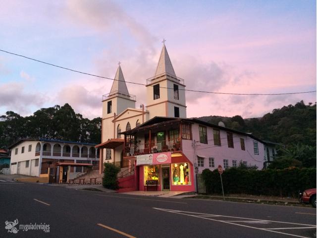 Iglesia de San Juan Bautista.
