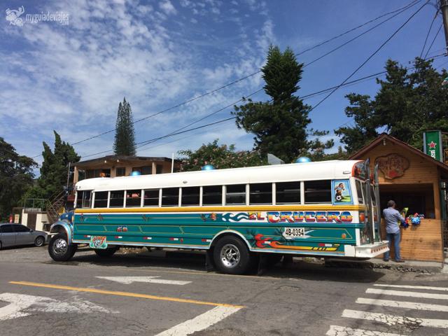 bus boquete