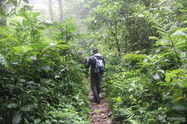 trekking boquete