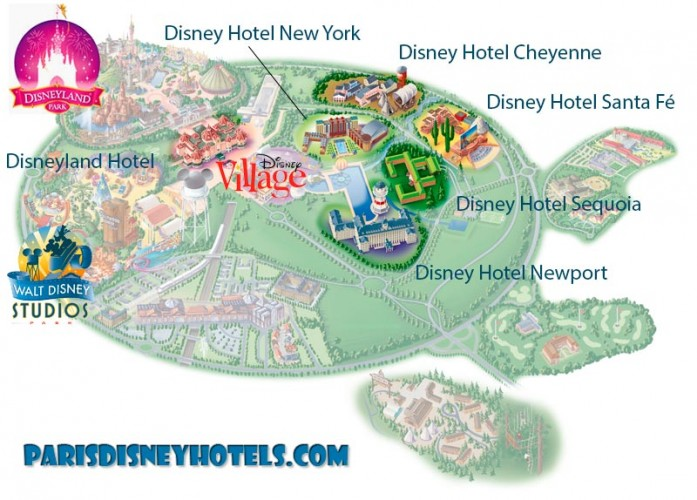 Hoteles-Disneyland-Paris-map