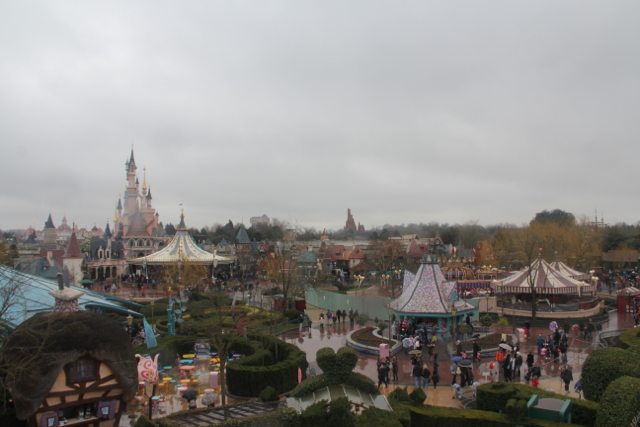 parque disney paris