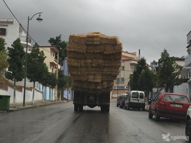 camion marruecos