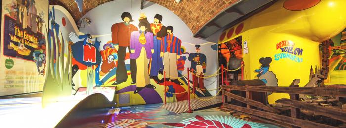 Museo de los Beatles. Imagen de su web: http://www.beatlesstory.com/