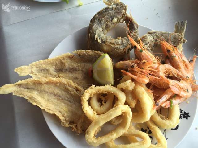 pescado marruecos