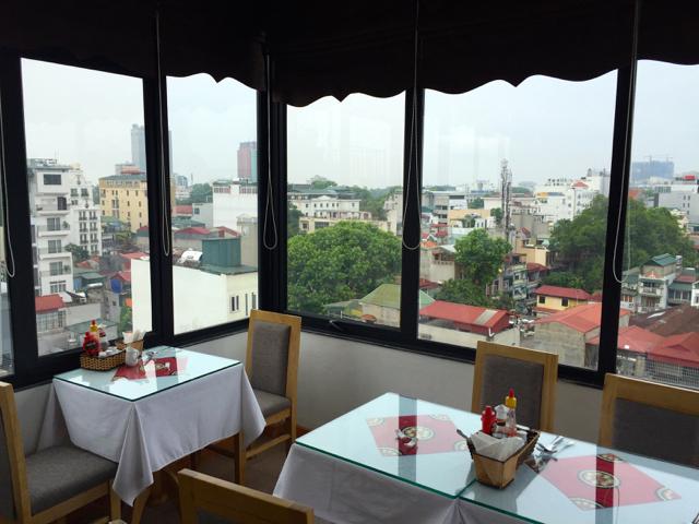 desayuno hanoi blue inn