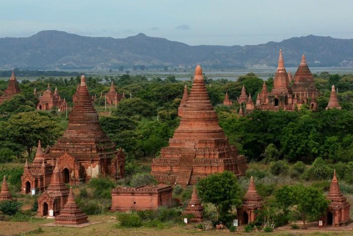 Bagan. Fuente: wikipedia