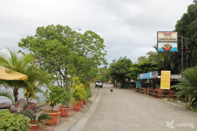 Calle de Puerto Jiménez