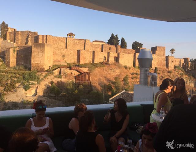 Terraza del Alcazaba Premium Hostel