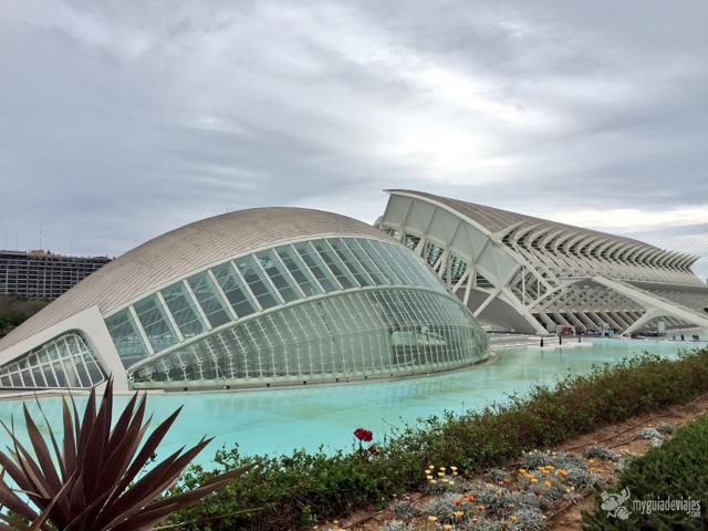 ciudad ciencias valencia