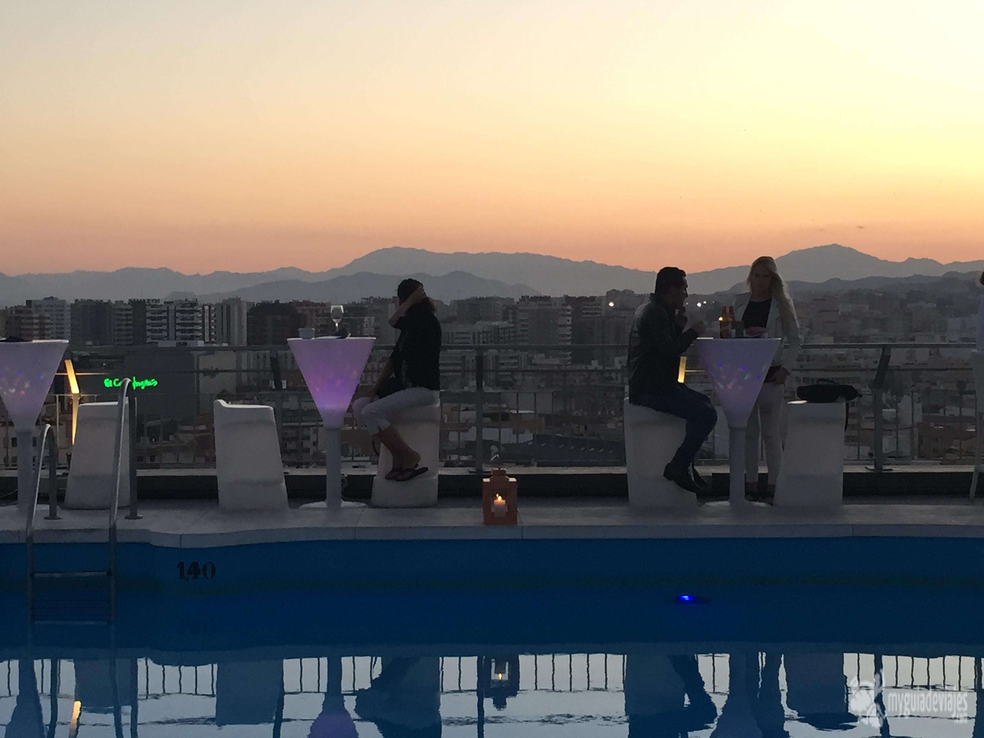 10 Terrazas Con Vistas Para Enamorarse De Málaga My Guia