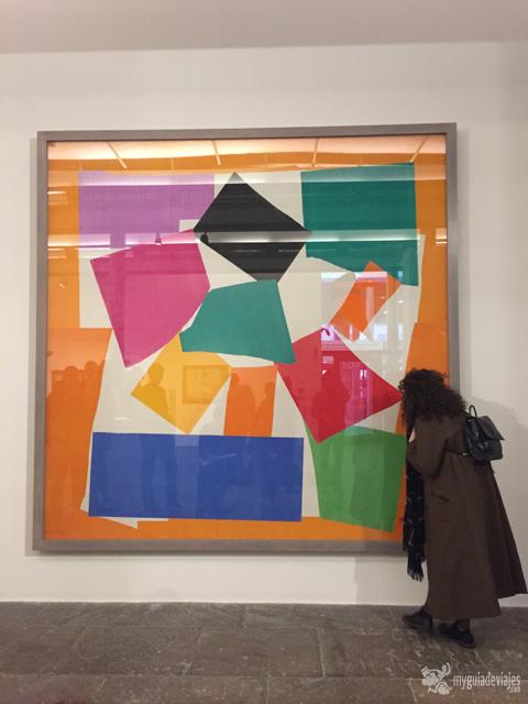 Arte moderno en la Tate Gallery