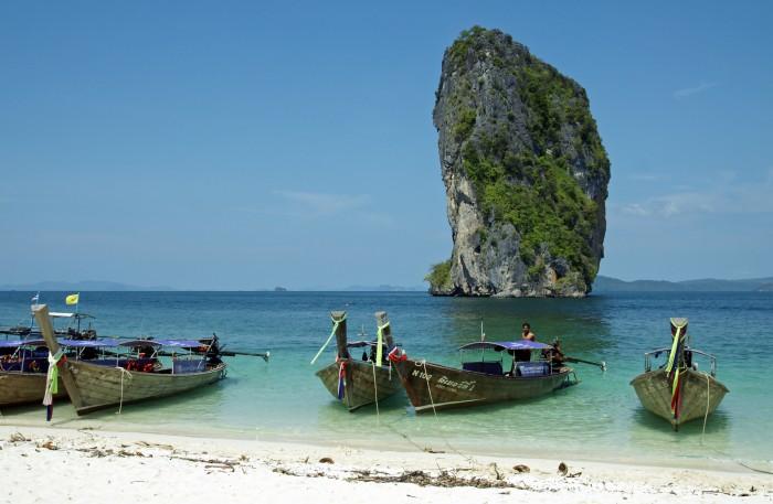 Playa de Krabi. Imagen: wikipedia.org