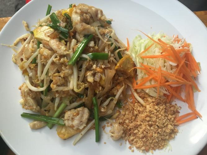 Delicioso el Pad Thai