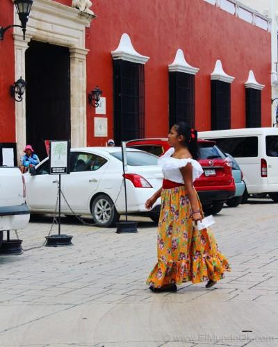 Campeche ( México). Foto propiedad de El Mundo OK.