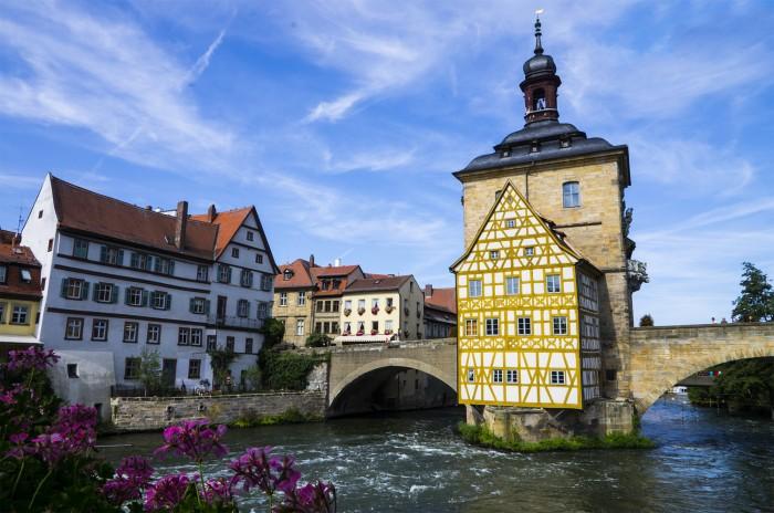 Bamberg. imagen:wikipedia.org
