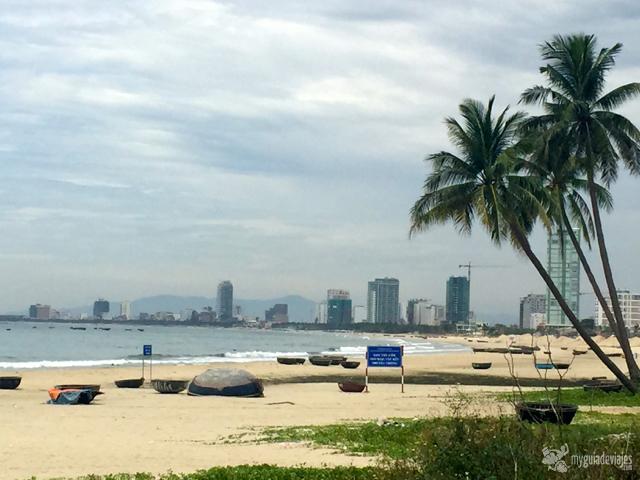 Playa de Danang