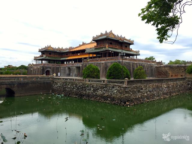 Ciudadela imperial de Hué