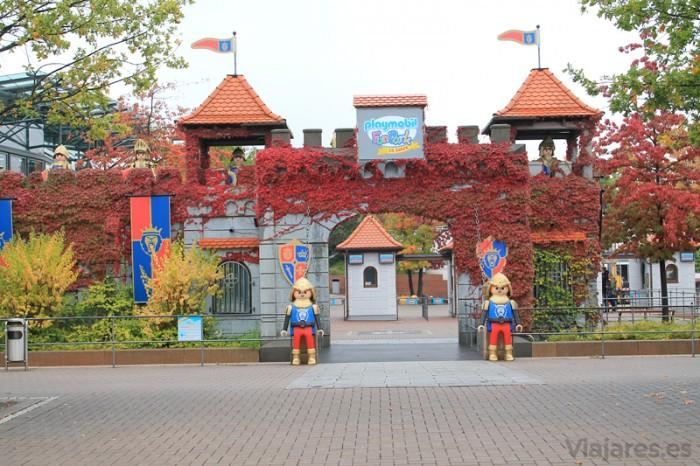 Playmobil Fun Park, Nuremberg. Foto de viajares