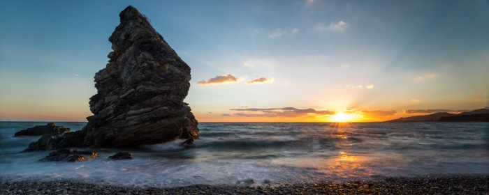 Playa Molino de Papel. Foto de http://www.tamariskrtw.com/
