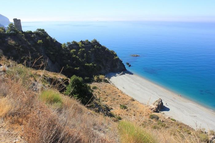 Calas del Pino. Imagen de málaga.es