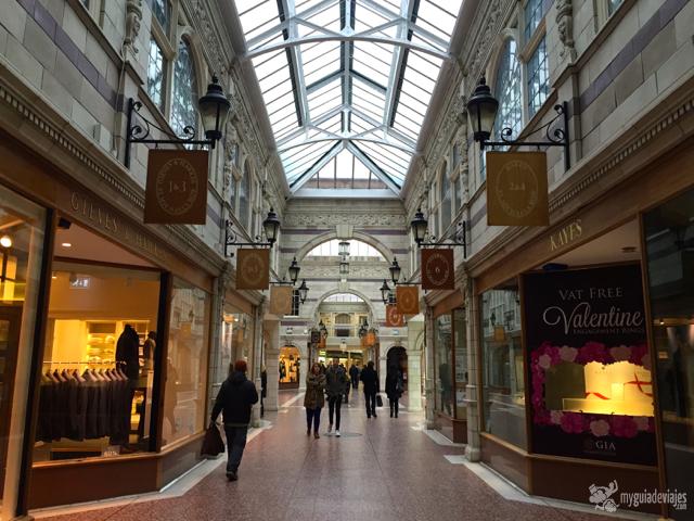 Galerías comerciales